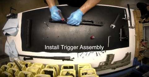 Desert Tech SRS Disassembly and Reassembly Video Instructions.