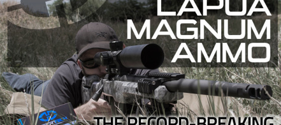 Win 338 Lapua Magnum Desert Tech Ammo.