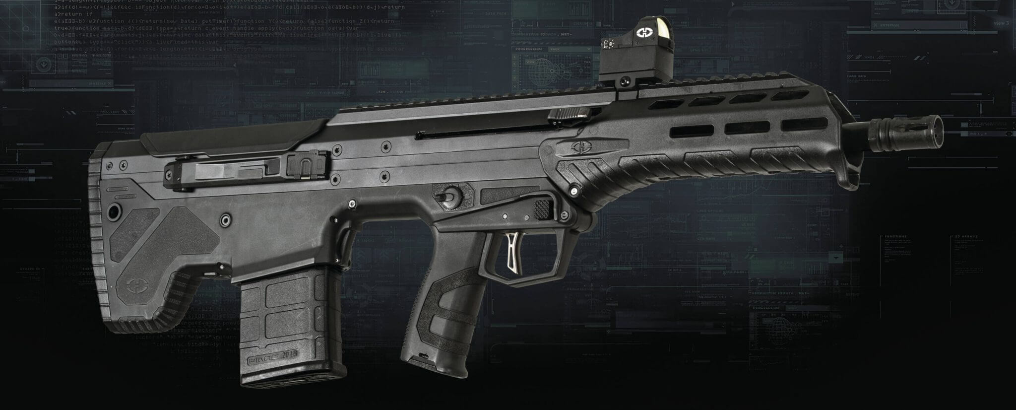 DT MDR Micro Dynamic Rifle by Desert Tech