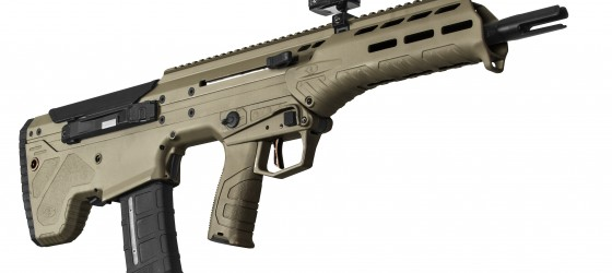 MDR Micro Dynamic Rifle by Desert Tech
