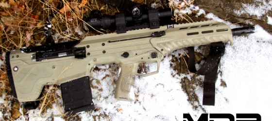 Desert Tech MDR Assault Rifle Update - Tomorrows Weapons