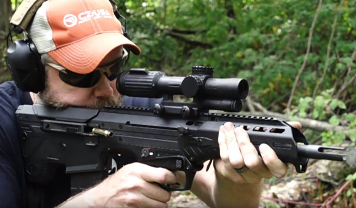 MDR Dynamic Rifle by Desert Tech