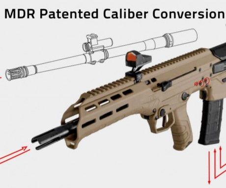 The MDR Was Designed for Maximum Lethality