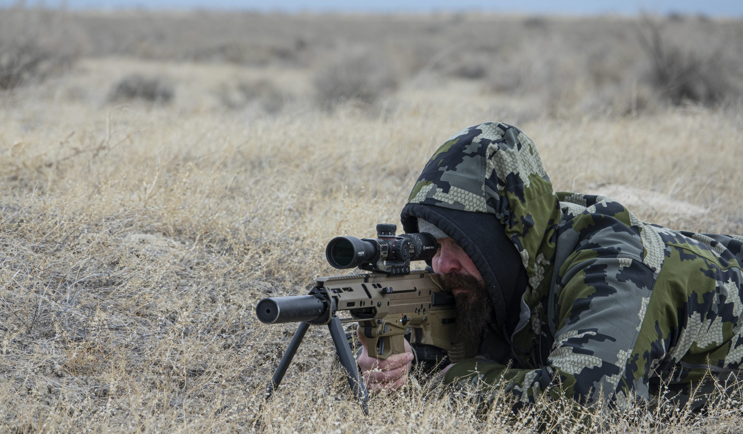 Is the MDRX a long range rifle?