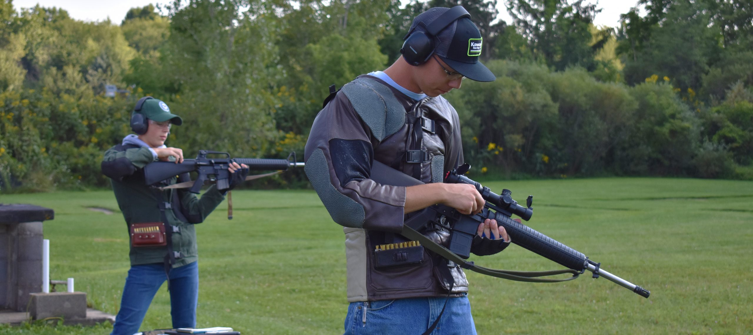 How to Get into Competition Shooting