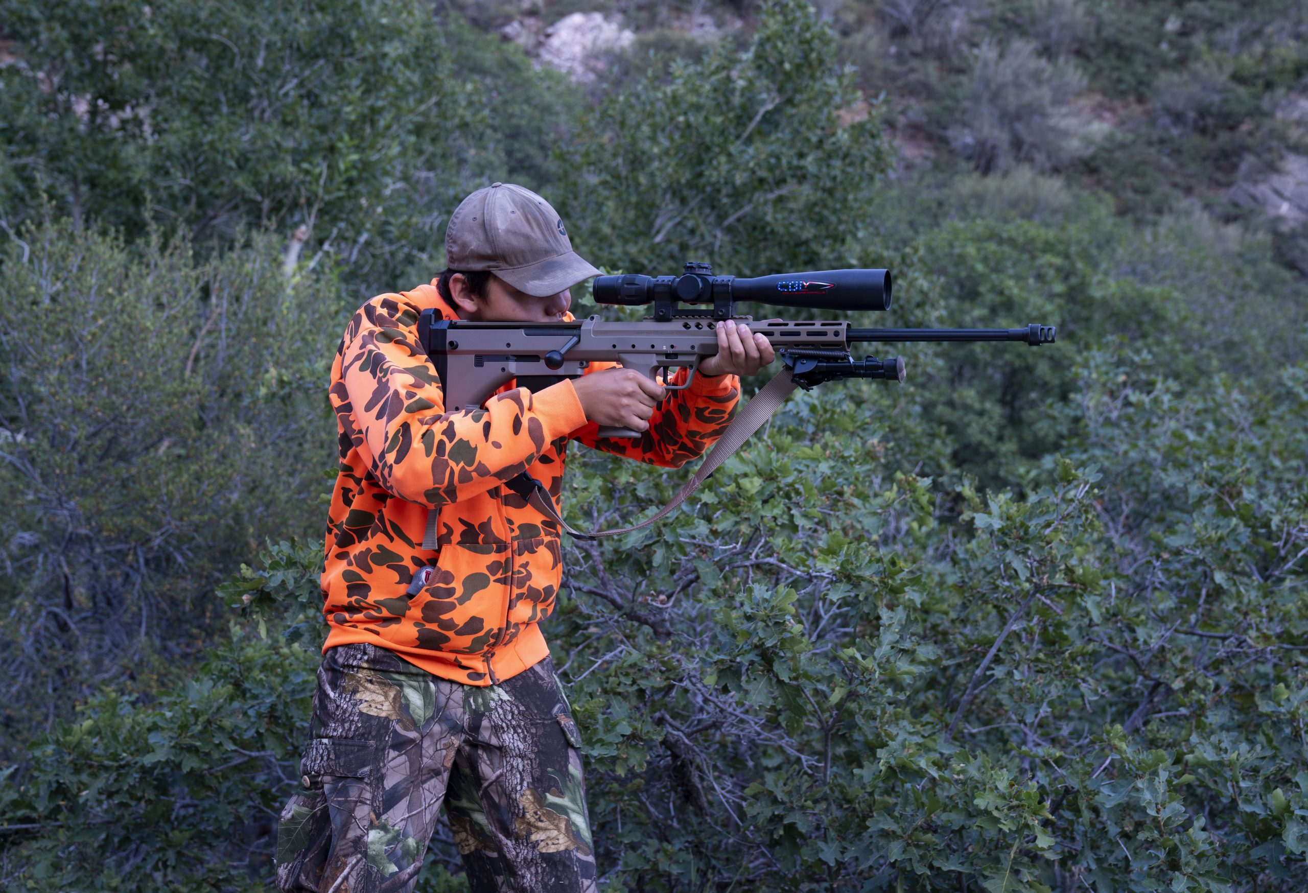 What conversion kit is best for hunting?