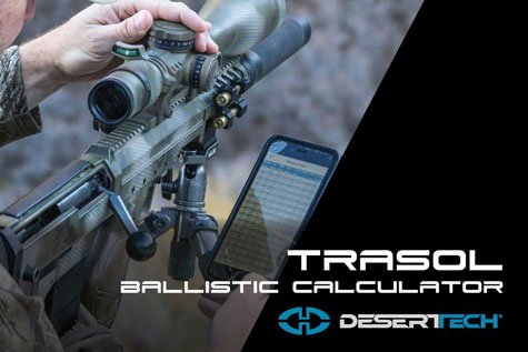 Trasol Ballistics Calculator Tutorial