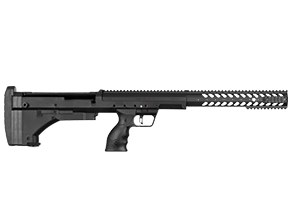 DT SRSA1 Rifle CHASSIS BLK/BLK RH