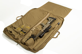 SRS  Soft Case with rifle