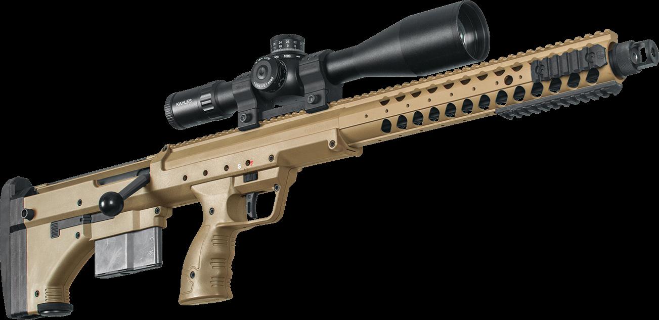 Firearms » SRS-A1