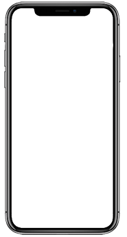 iPhone X Outline
